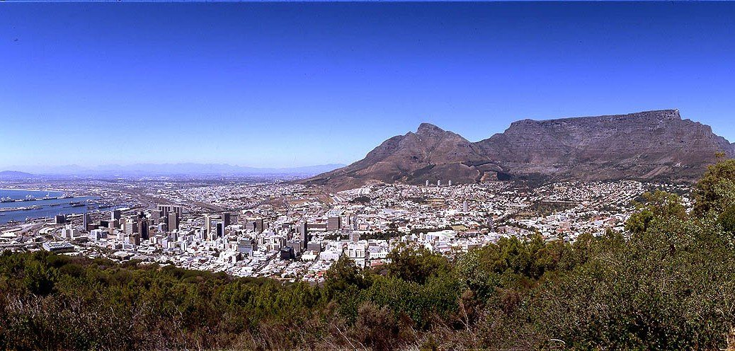 Südafrika, Bush – Erholung – Kapstadt