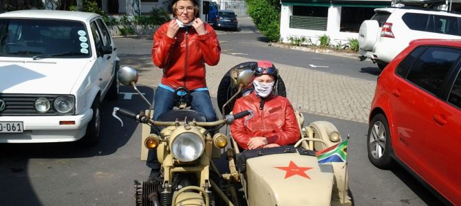Sidecars Kapstadt